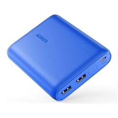 Prenosna baterija (powerbank) Anker Powercore, 13.000 mAh, modra