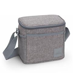 Hladilna torba RivaCase 5706, 5,5 L, siva