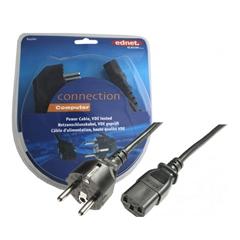 Napajalni kabel Ednet 220V, 1,8 m