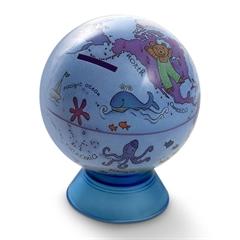 Globus Mappa&Mondo hranilnik, 11 cm, angleški