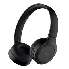 Naglavne slušalke Havit H2586BT, brezžične, črna