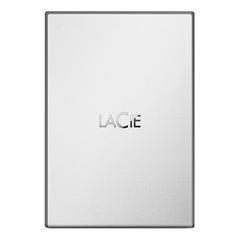 Zunanji prenosni disk LaCie USB 3.0, 2 TB, srebrna