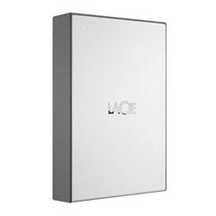 Zunanji prenosni disk LaCie USB 3.0, 4 TB, srebrna