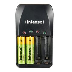 Polnilec baterij Intenso Energy Eco + 2 x AA 2100 mAh