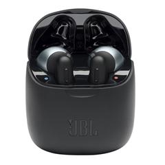 Brezžične slušalke JBL T220TWS, črne