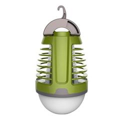 Lanterna proti mrčesu + LED lučka, vgrajena LI-ON baterija