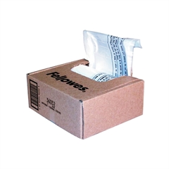 Vrečke za uničevalnik papirja, 30 l, 100 kosov
