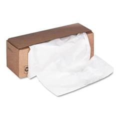Vrečke za uničevalnik papirja, 110-130 l, 50 kosov