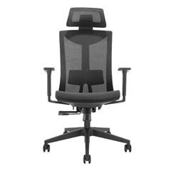 Pisarniški stol UVI Chair Focus, črn