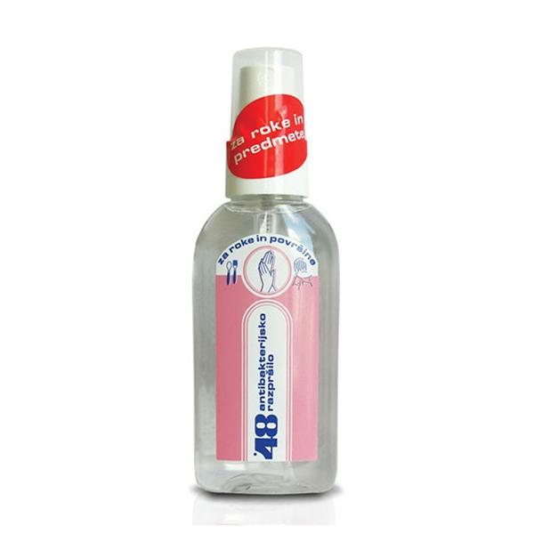 Antibakterijsko razpršilo 48, 50 ml
