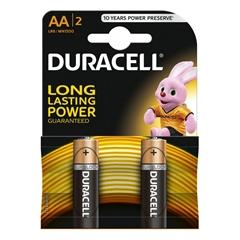 Baterija Duracell AA-LR6, 2 kosa