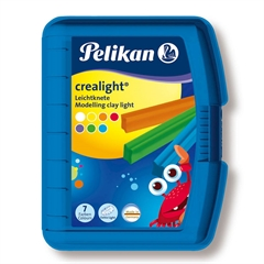 Plastelin Crealight Pelikan, moder