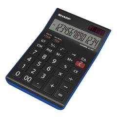 Komercialni kalkulator Sharp EL145TBL