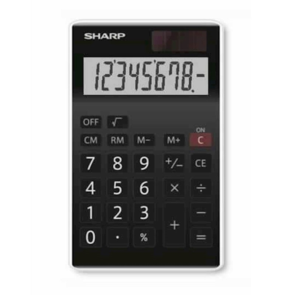 Komercialni kalkulator Sharp EL310ANWH