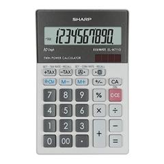 Komercialni kalkulator Sharp ELM711GGY