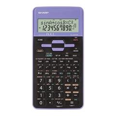Tehnični kalkulator Sharp EL531THBVL, vijoličen