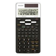 Tehnični kalkulator Sharp EL-531THBWH, bel