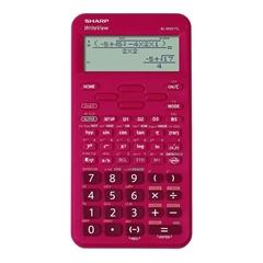 Tehnični kalkulator Sharp ELW531TLBRD, rdeč
