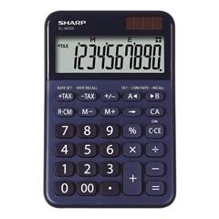 Namizni kalkulator Sharp ELM335BBL, moder