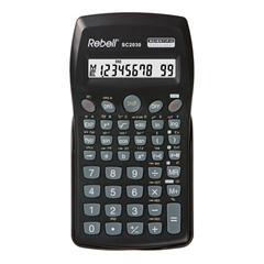 Tehnični kalkulator Rebell SC2030, črn