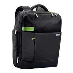 Nahrbtnik Leitz Smart Traveller, črn 15,6˝ (40,64 cm)