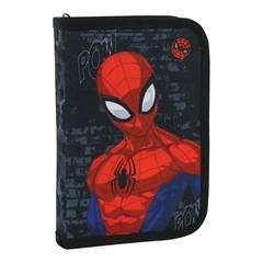 Enojna peresnica Spider-Man Pow, dva preklopa, polna