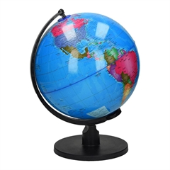 Globus 25 cm, brez lučke, angleški