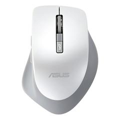 Miška Asus WT425, brezžična, bela
