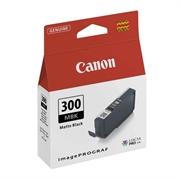 Kartuša Canon PFI-300 MBK (mat črna), original