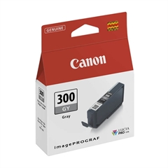 Kartuša Canon PFI-300 GY (siva), original