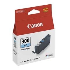 Kartuša Canon PFI-300 PC (foto modra), original