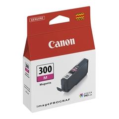 Kartuša Canon PFI-300 M (škrlatna), original