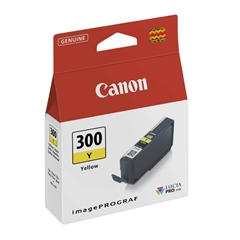 Kartuša Canon PFI-300 Y (rumena), original