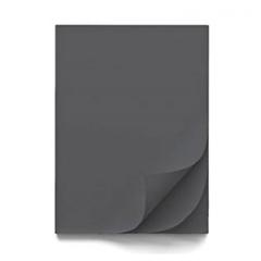 Šeleshamer papir B1, 220 g, 10 listov, črn