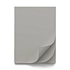 Šeleshamer papir B1, 220 g, 10 listov, dimno siv