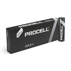Baterija Duracell Procell AAA-LR03, 10 kosov