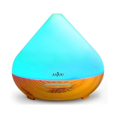 Oljni difuzor Anjou AJ-AD001, svetel les