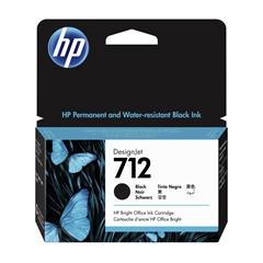 Kartuša HP 3ED71A nr.712 (črna), original