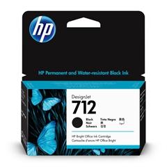 Kartuša HP 3ED70A nr.712 (črna), original