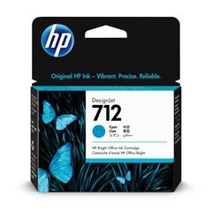 Kartuša HP 3ED67A nr.712 (modra), original