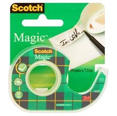 Lepilni trak z držalom 3M Scotch, Magic