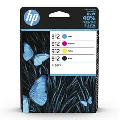 Komplet kartuš HP 6ZC74AE nr.912 (BK/C/M/Y), original