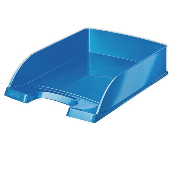 Pisemski odlagalnik Wow A4 Leitz, modra