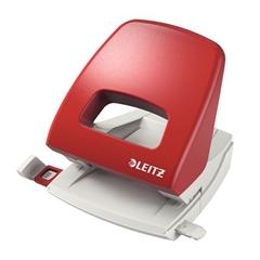 Luknjač 2,5 mm Leitz, rdeč