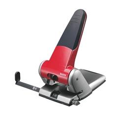 Luknjač 6,3 mm Leitz, močnejši rdeč