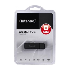 USB ključ Intenso Alu Line, 8 GB