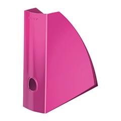 Namizni predalnik A4 wow Leitz, roza