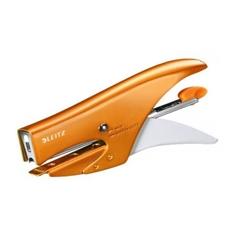 Spenjač -  klešče Leitz wow, N.8, oranžen