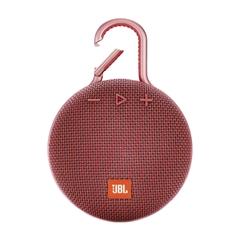 Prenosni zvočnik JBL Clip 3, Bluetooth, rdeč