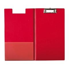 Mapa Clipboard s pokrovom A4 PVC Esselte, rdeča